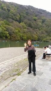 4月10日嵐山へ