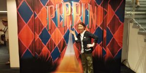 PIPPIN 観劇!